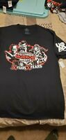 Universal Studios Halloween Horror Nights Passholder 30Years 30Fears Med Shirt