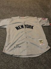 1939 Joe DiMaggio New York Yankees Jersey size 44 Large Jersey-NWT