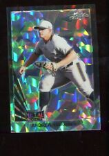 2020 Leaf Metal Rookie Andrew Vaughn Black Crystal #'d 4/5