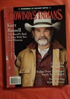 Kurt Russell from Tombstone's Wyatt Earp to Bone Tomahawk's Cannibal-Wrangling