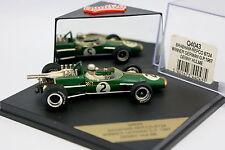 Quartzo 1/43 - F1 Brabham Repco BT24 Winner German  GP 1967 Hulme