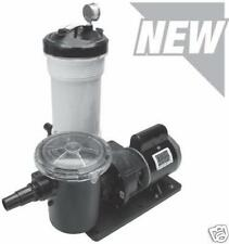 Waterway Above Ground Pool  Pump 25sf Filter System  310-4070