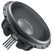 "CONO SUBWOOFER HERTZ  MG 15 BASS 2X1.0  8000W 15"" PP CONE MOB.GROUP 2 VC 1 Ohm"