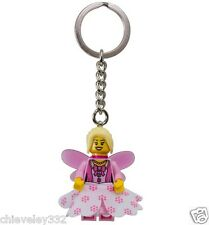 LEGO Fairy Minifigure 850951 Key Chain/Key Ring Brand New with Tags