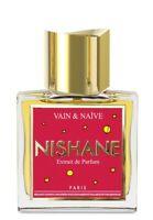 Vain & Navie by Nishane Extrait De Parfum 1.7oz/50ml Spray New In Box