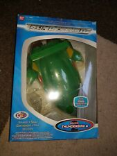 Bandai 95030 Deluxe THUNDERBIRD 2 MOVIE TOY with sound effects boxed
