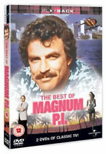 magnum pi best of dvd region 2  fast same day postage!!!! 2 discs 1980s tv
