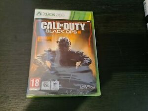 Call of Duty Black Ops 3 (Xbox 360) NEW and SEALED. Free P+P. FAST DISPATCH.