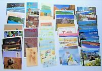 Mixed Lot of 80 Vintage Postcards Unused