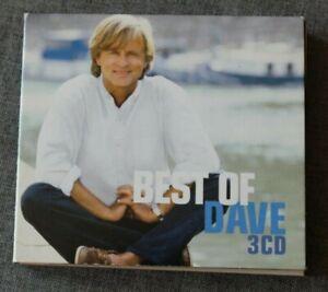 Dave , best of 3 CD, 3CD digipack