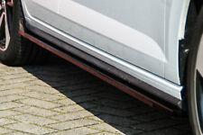 CUP Seitenschweller Schweller Sideskirts ABS für VW Polo 6 GTI 2G AW