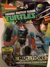 Teenage Mutant Ninja Turtles Mix & Match Tiger Claw Action Figure Mutations TMNT