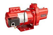 Red Lion Electric Shallow Well Jet Pump RJS 100 PREM 602208 Premium Cast Iron