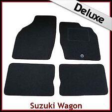 Suzuki Wagon R Tailored LUXURY 1300g Car Mats (2000 2001...2005 2006 2007 2008)
