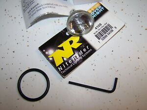 NiteRider halogen bulb,NR-12, cat#4108, Lot of 10, NEW old stock.