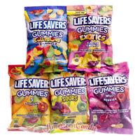 NEW: 3X 198g Lifesavers Gummies USA (Free Selection of 5 kinds) (25,23/kg)