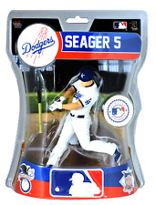 Corey Seager LA Los Angeles Imports Dragon MLB Baseball Action Figure 6""