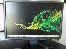 Acer x223W LCD Monitor