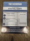 The Doorman HD Digital Movie Code (from blu-ray)