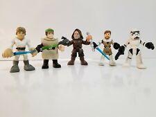 Playskool Galactic Heroes Star Wars Lot of 5 Action Figures Obi Wan Kenobi