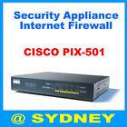 Cisco PIX 501 Security Appliance / Internet Firewall PIX-501 PIX501