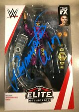 WWE REY MYSTERIO  Signed Elite Series 67 Action Figure