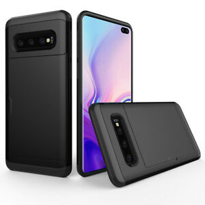 Card Holder TPU Phone Case ID Credit Card Slot Soft Cover for iPhone 11 Pro Max