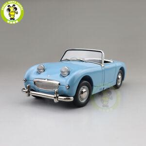 1/18 Kyosho 08953 Austin Healey Sprite Diecast Model Toys Car Boys Gifts Blue