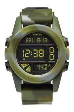 Nixon Unit Marbled Camo Digital Watch A197 1727 / A197-1727 / A1971727