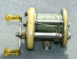 """Vintage Shakespeare Fishing Reel """"President"""" Model GD No. 1970 Collectible Fish"""