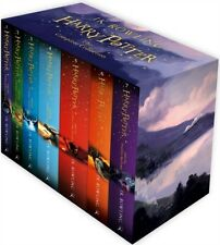 Harry Potter Box Set: The Complete Collection (Children's Paperba...