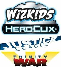 Heroclix Trinity War 20 Figure CUR Style Set Lot Common Uncommon Ultraman Katana