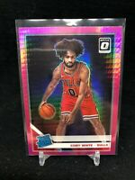 2019-20 DONRUSS OPTIC COBY WHITE RC #180 *RATED ROOKIE - HYPER PINK PRIZM* I35