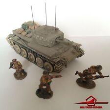 CORGI CC60610 CROMWELL CENTAUR MK.IV TANK 3 British Paratroopers D-DAY NORMANDY