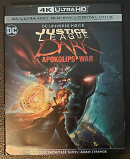 DC Justice League: Dark Apokolips War 4K + Blu-ray - Digital Code Not Included