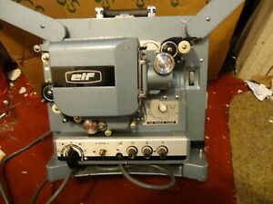 16mm film projector  ELF