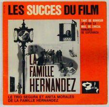 La Famille Hernandez 45 tours Les succès du film Trio Segura Anita Morales