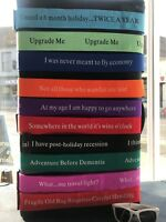 FUNNY TRAVEL LUGGAGE STRAPS, GOOD FOR GIFTS