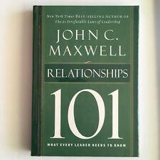 Relationships 101 (Maxwell, John C.) by John C. Maxwell