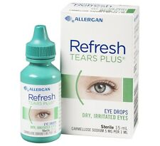 Refresh Tears Plus 15ml For Dry, Irritated Eyes