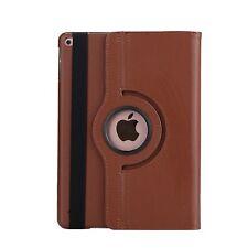 Apple iPad 2   3   4 Generation 9.7 360° Cover Case Tablet Hülle braun Tasche