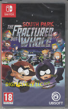 South Park and The Fractured But Whole Nintendo Switch Brand New Factory Sealed
