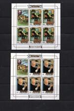 COOK ISLANDS - COLLECTION OF CHURCHILL MNH SOUVENIR SHEETS    LOT (BC 01)