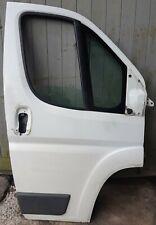 2006 - 2018 PEUGEOT BOXER CITROEN RELAY FIAT DUCATO DRIVER'S DOOR WHITE