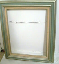 "3.5/"" fancy ornate kinkade Wood Antique silver Picture Gallery Frame 608S 24x36"