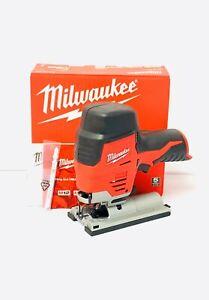 Milwaukee 2445-20 M12 12V High Performance Jig Saw - Bare Tool