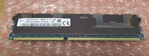 SK Hynix 32GB PC3L-10600R HMT84GR7MMR4A-H9 DDR3L SDRAM Server Memory Ram
