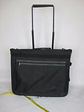 "TRAVELPRO PRO 22"" BLACK ROLLABOARD SUITCASE SuitCarrier Model 7480 Eiffel Tower"