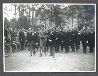 Fotografia Umberto II di Savoia - Rassegna Gruppi Sportivi - Torino 1930