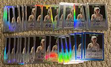2016 Leaf Metal Tennis Ashley Harkleroad Auto Autograph Lot of 37 Cards